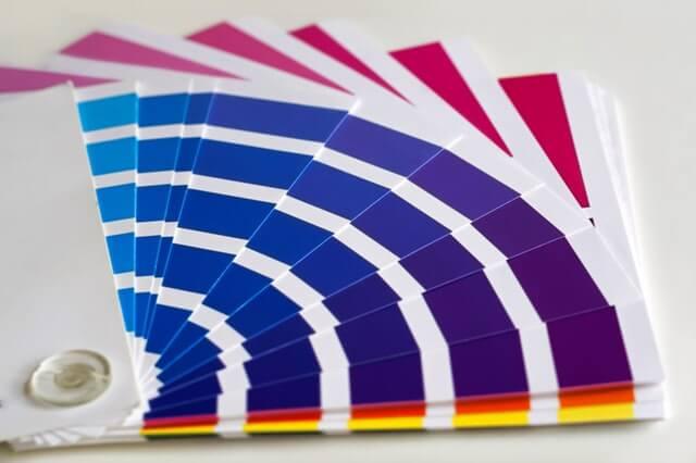 kalkverf kleuren